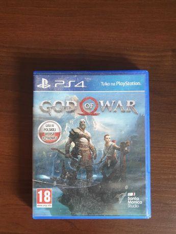 Gra good of war na ps4