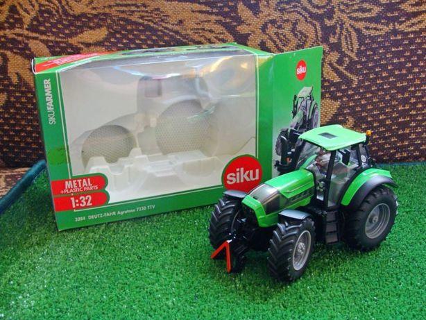 Siku Traktor Deutz Fahr Agrotron 7230 TTV skala 1:32 OKAZJA! (opis)