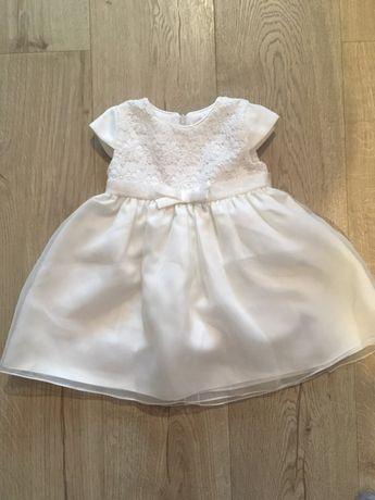 Biała sukienka 74