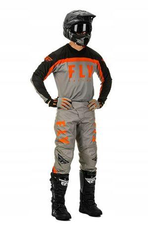 Komplet strój FLY F-16 cross koszulka spodnie