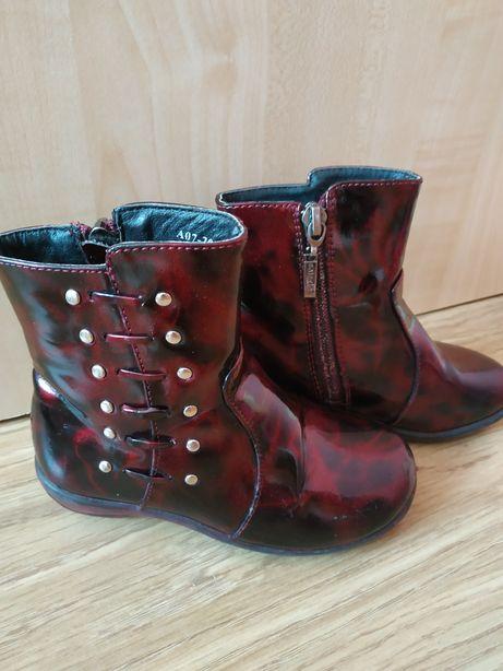 Осенне - весенняя обувь