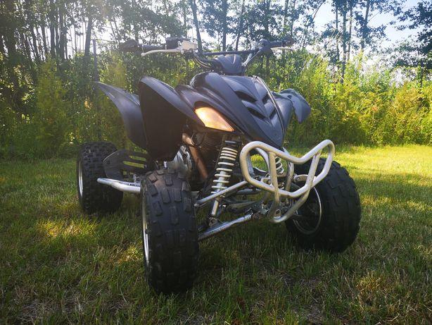 Yamaha Raptor 350- Zarejestrowany - Ubezpieczony