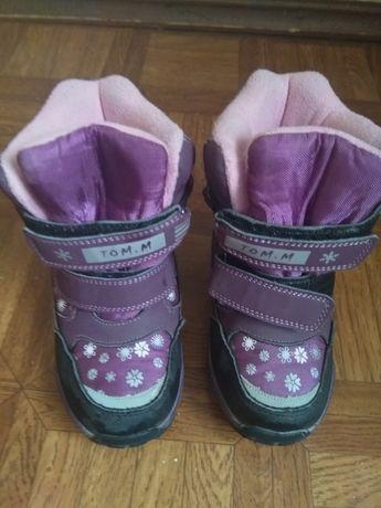 Зимние ботинки Тom.m