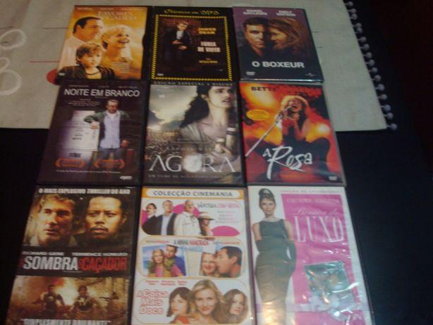 lote 45 dvds alguns raros ver lista