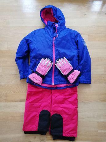 Odzież narciarska dla dziecka