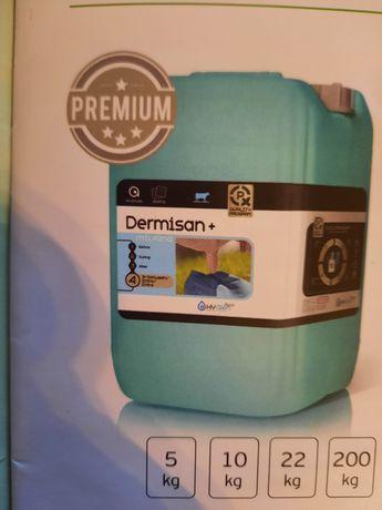 Dermisan,higiena przedudojowa, dezynfekcja