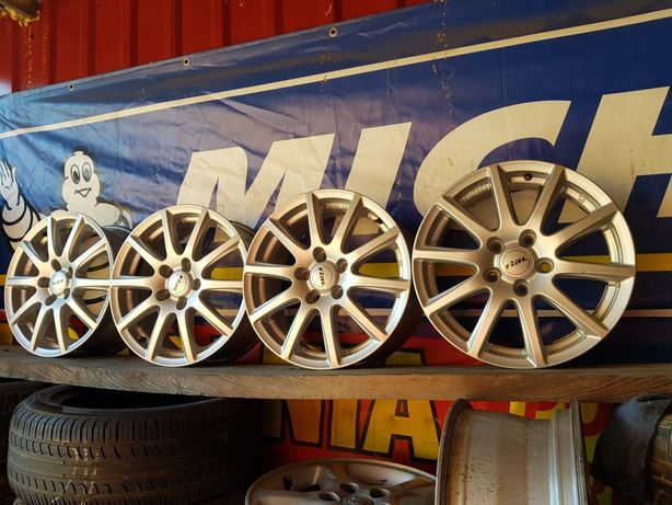 Felgi Aluminiowe Audi-VW R16 5x112 ET45 -6.5J