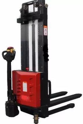 Stacker Empilhador electrico Elevação Carga 1000Kg 2500mm Desde...