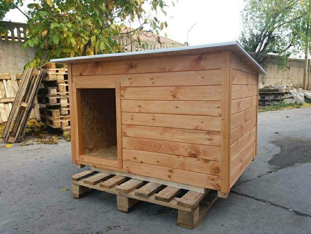 Будка для собаки 1250х850 (утепленная).