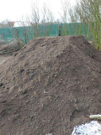 Ziemia ogrodowa humus pospółka piasek kamień  transport