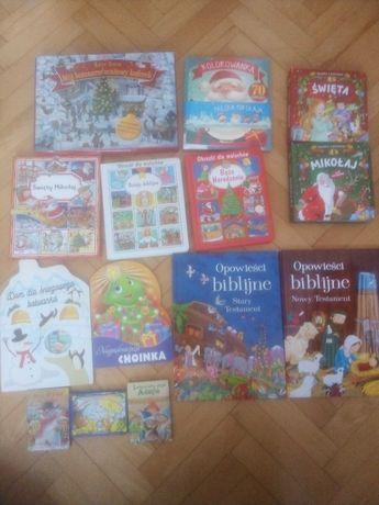 Książki dla dzieci świąteczne