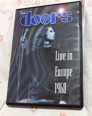 DVD The Doors Live in Europe 1968