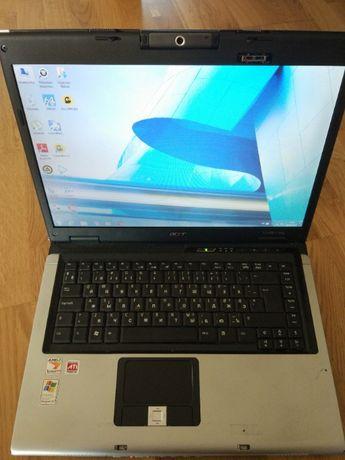 Недорого ноутбук Acer Aspire 5510 / 2 ядра/ 2 Гб/ всё работает