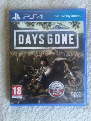 Days Gone PS4 PL
