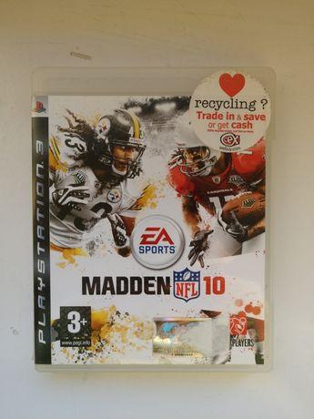 Madden NFL 10 PS3 Playstation 3