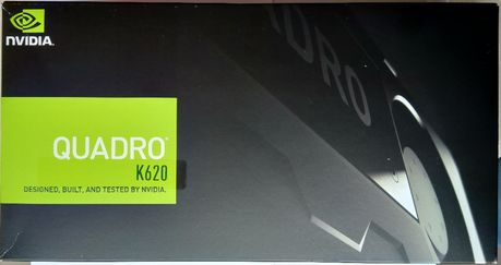 Placa Gráfica PNY Quadro K620 2GB DDR3 NOVA