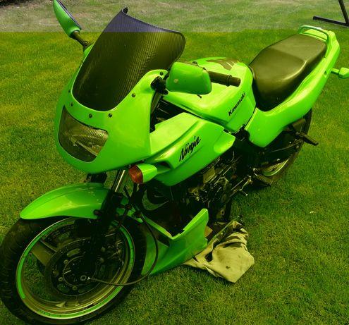 Kawasaki 500 gpz500 gpz czesci