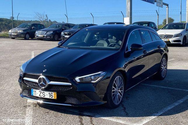 Mercedes-Benz CLA 180 (CLA 180 d Progressive Aut.)