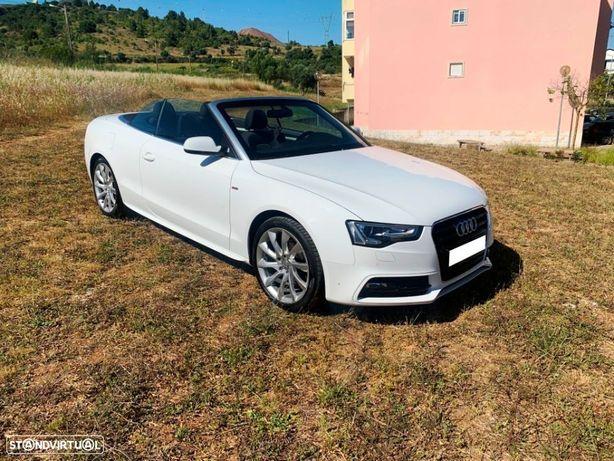 Audi A5 Cabrio Cabrio.2.0 TDi S-line