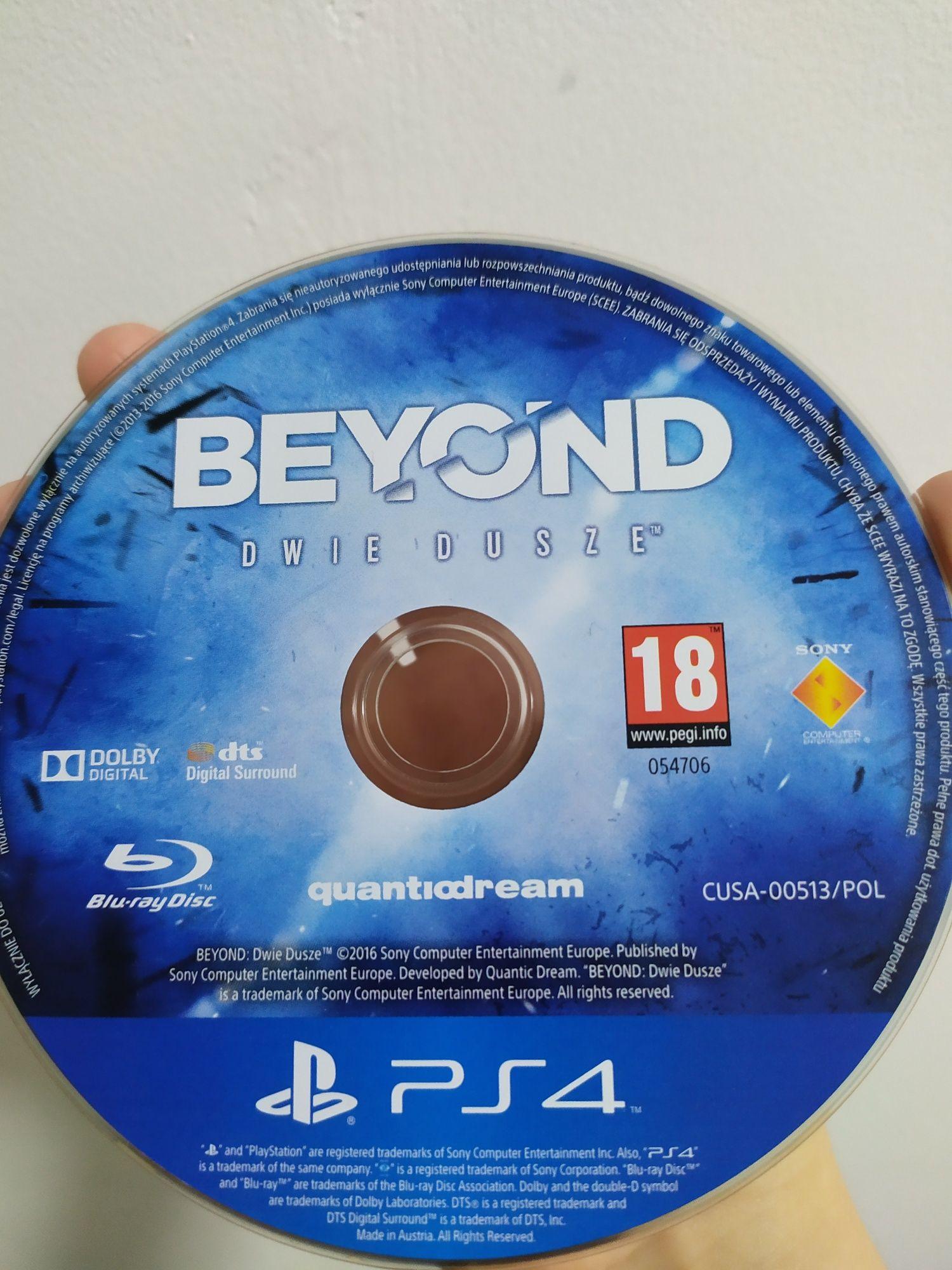 Beyond dwie dusze PS4