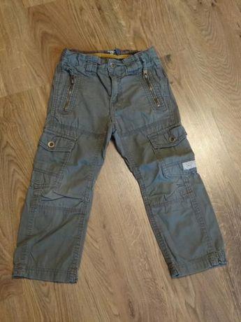 Spodnie bojówki H&M roz. 104
