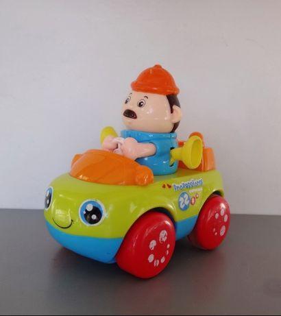 Развивающая игрушка Huile Toys Professional Motorcade детская машинка