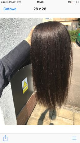 Sprzedam - włosy słowiańskie