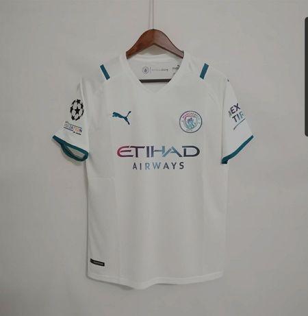 Camisola alternativa do Manchester City