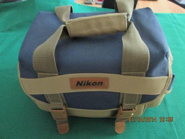 Nikon mala para máquina
