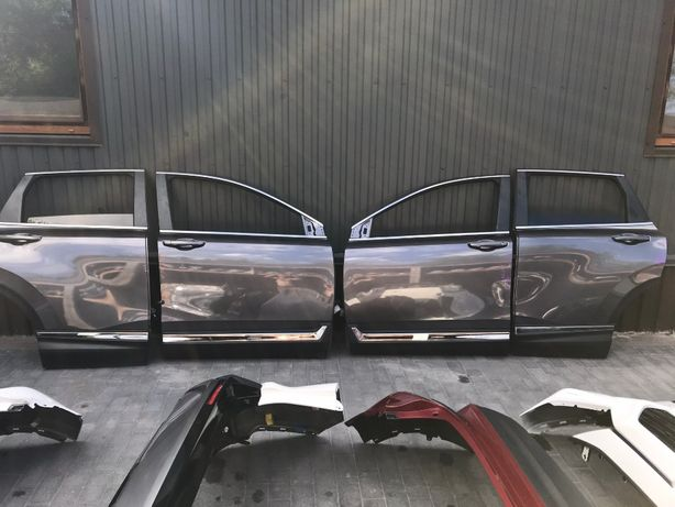 Дверь передняя задняя двері Honda CRV 2020 cr v (НАЛИЧИЕ, МНОГО ФОТО!)