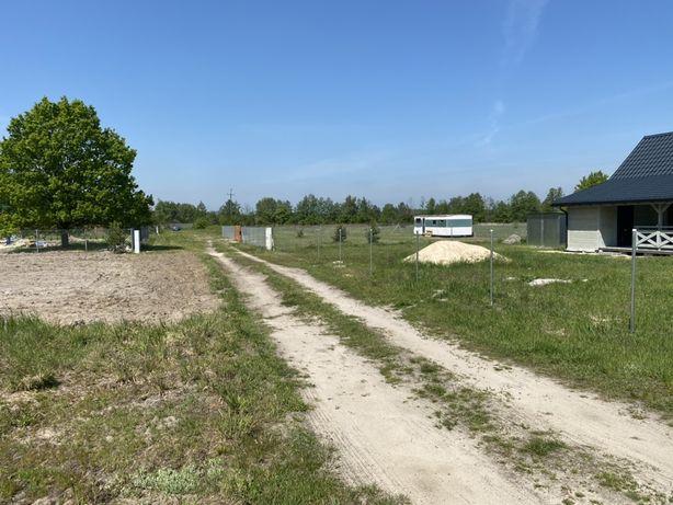 Feliksów - działka 30 km od Łodzi