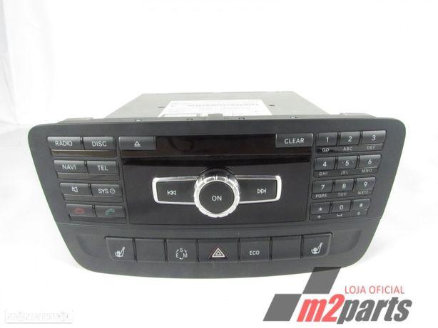 AUTO RADIO/ SISTEMA GPS Cor Unica MERCEDES-BENZ A-CLASS (W176) A 160 (176.041)  ...