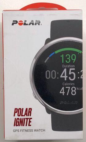 Zegarek sportowy POLAR Ignite rozmiar M/L GPS Tętno NOWY