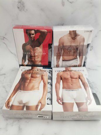 Bokserki majtki Tommy Hilfiger Calvin Klein Emporio Armani