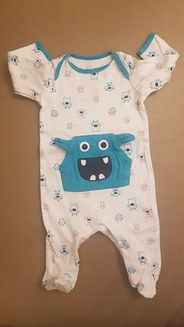 Pajacyk niemowlęcy Wonder nation  0-3 m