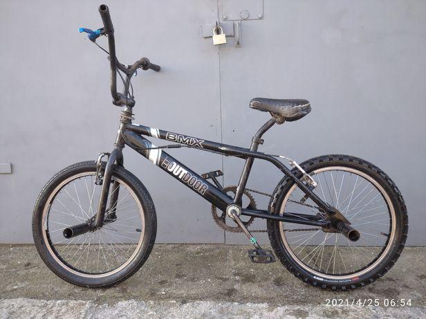 Велосипед - внедорожник BMX OUTDOOR вело - байк  + Пеги 4 шт.