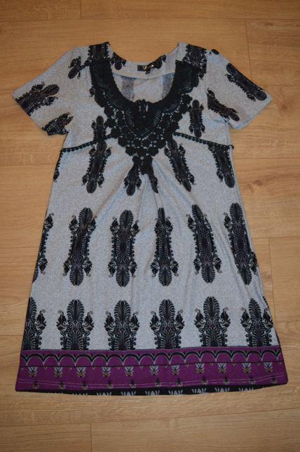 Tunika, sukienka ciążowa S NOWA