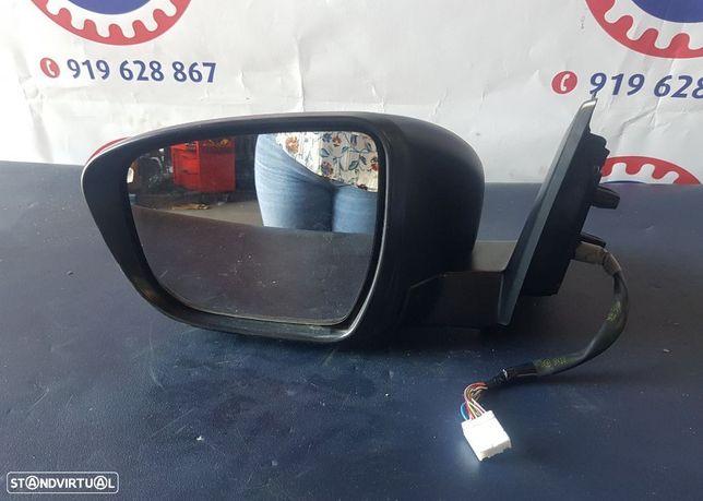 Espelho Retrovisor Esquerdo Nissan Qashqai 2017