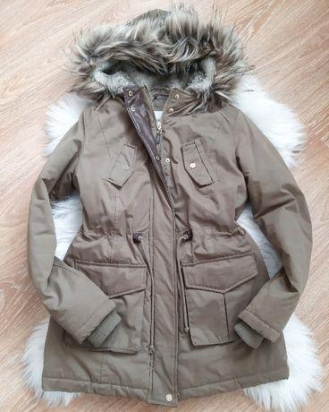 Куртка (парка) женская