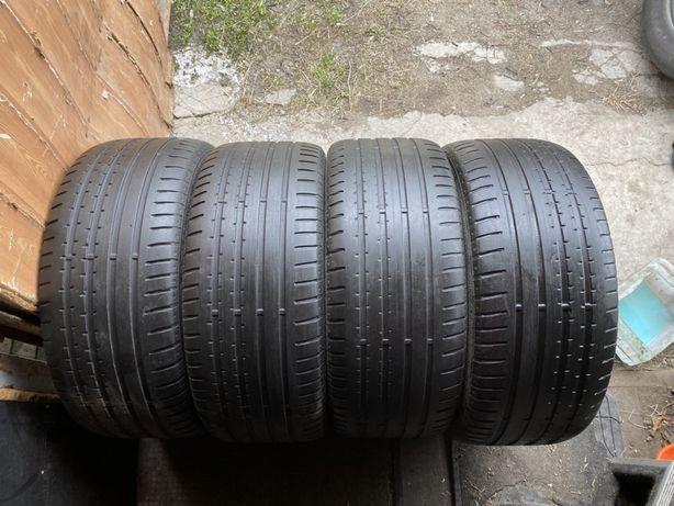 Резина, шины, колеса 255 45 18 Continental
