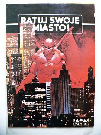 Ratuj swoje miasto (ENCORE) komplet 1982 jak nowa