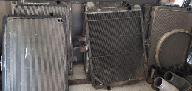 Радиатор Рено Магнум Renault Magnum Разборка розборка