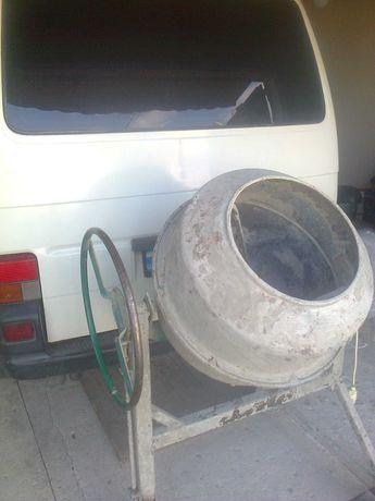 Аренда бетономешалки БРС 130