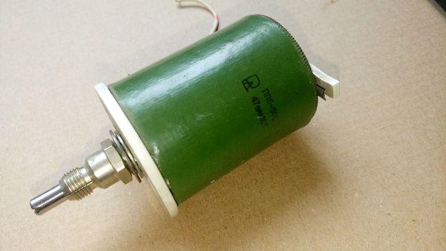 Сопротивление потенциомметр резистор ППБ-50Е 47ом