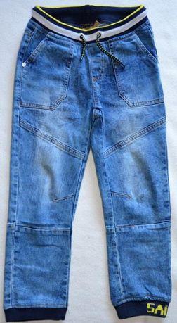Spodnie jeansowe chłopięce Cool Club rozm. 128