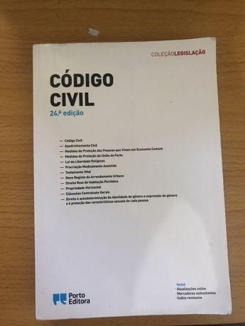 Código Civil - Porto Editora