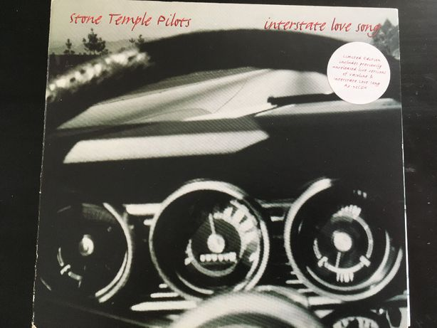 Stone Temple Pilots - Interstate Love Song - digipack maxisingle