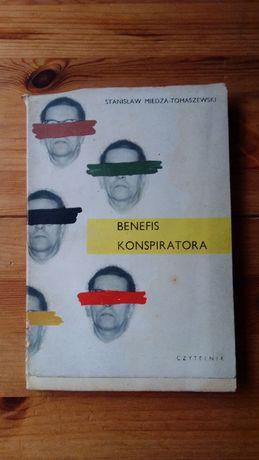 Benefis konspiratora - Tomaszewski - biografia II Wojna Światowa