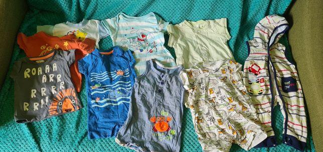 Ubranka lato chłopiec