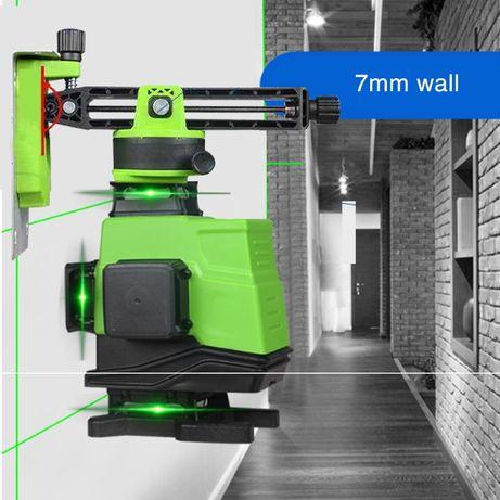 Лазерный уровень Svarog 4D с пультом